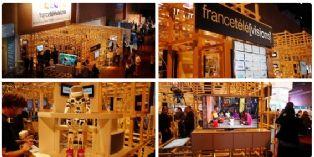 LeWeb'14 : France T�l�visions explore la t�l� du futur