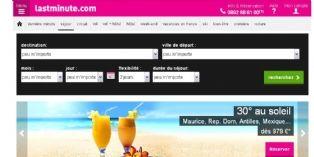 Lastminute.com rachet� 97 millions d'euros par Bravofly