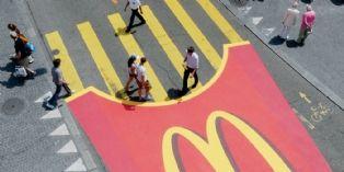 Aux Etats-Unis, 26 franchises McDonald's testent avec succ�s la technologie iBeacon