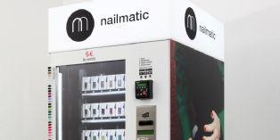Nailmatic ouvre des kiosques à vernis