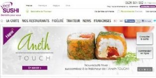 eat SUSHI optimise sa relation client avec EmailStrategie