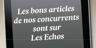 Les Echos lance un nouveau site de curation : Les Echos 360