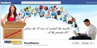 PriceMinister soigne son développement sur Facebook avec LSFinteractive