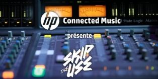 HP organise le concert interactif de Skip The Use