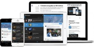 Social TV : Followatch et Seevibes nouent un accord stratégique