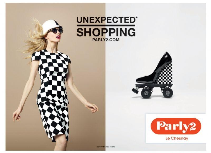 Unibail Rodamco lance sa campagne Unexpected shopping avec ...