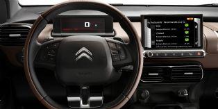 Dismoioù : le carnet d'adresses numérique de la Citroën C4 Cactus