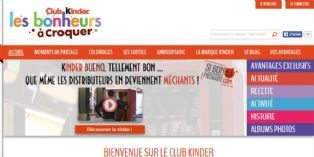 [ETUDE DE CAS] Kinder optimise son site clubkinder.fr
