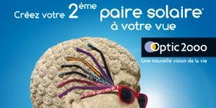 Optic 2000 enrole Laurent Gerra pour promouvoir ses lunettes inimitables