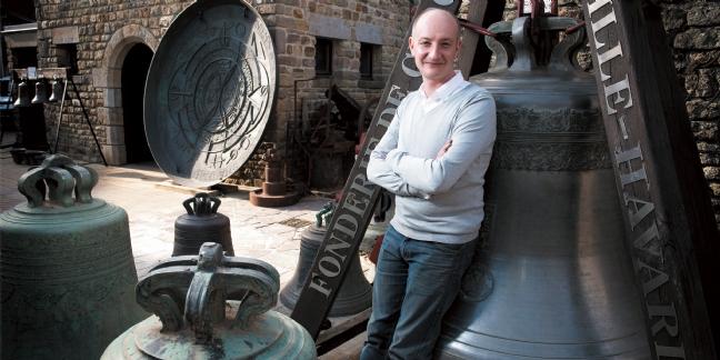 La fonderie Cornille-Harvard met en valeur son savoir-faire grâce au tourisme industriel
