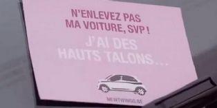 """""""Publicité sexiste"""", la mauvaise blague belge de Renault"""