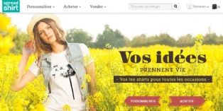 Spreadshirt s'offre le br�silien Vitrinepix