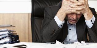 Les cadres fran�ais stress�s par leur travail