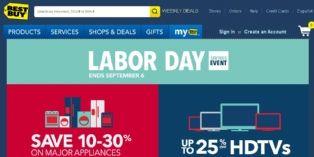 L'e-commerce sauve Best Buy de mauvais r�sultats