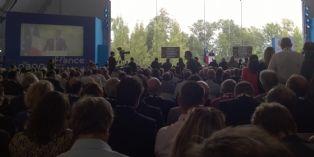 Universit� d'�t� du Medef : Manuel Valls s�duit les patrons