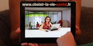 Op�ration s�duction du Cantal envers les entrepreneurs