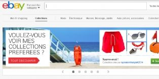 eBay Collections arrive en France