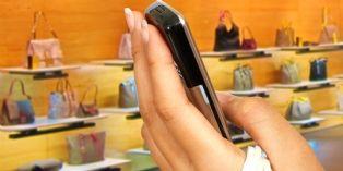 Les consommateurs ne veulent pas de paiement mobile en boutique