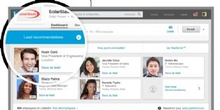 LinkedIn facilite la g�n�ration de leads