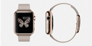 L'Apple Watch, en avant-premi�re chez Colette pour la Fashion Week