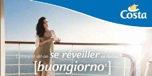 Costa Croisières se recentre sur l'Italie