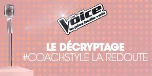 La Redoute, coach style sur Twitter pour The Voice
