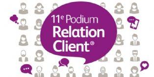 Podium de la Relation Client 2003 : la Maif n°1