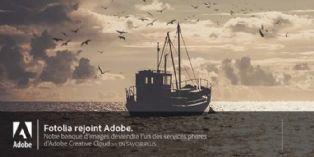 Rachat de Fotolia: Adobe Creative Cloud �toffe son offre