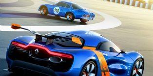 Renault ressuscite Alpine