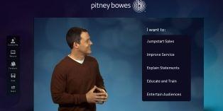 Lancement mondial d'EngageOne Video� de Pitney Bowes