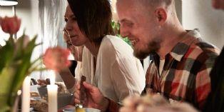 """Le Suédois qui voulait """"remettre les Français à table et en cuisine"""""""