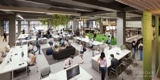 [Peps Lab] Bespoke : co-working dans un centre commercial à San Francisco