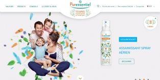 Puressentiel s'offre un nouveau site web