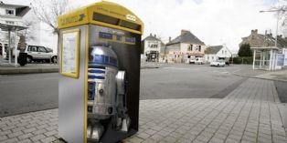 Star Wars : La Poste lance sa premi�re gamme compl�te de produits � l'effigie d'un film