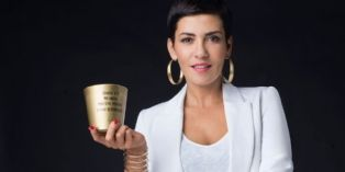 Cristina Cordula cr�e sa premi�re collection capsule pour Tati