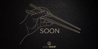 Sushi Shop, les baguettes pour gauchers et DDB Paris
