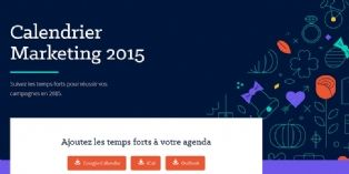 Kontest lance son calendrier marketing 2015