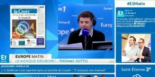 Europe 1 lance son offre vid�o enrichie Europe 1 Plus