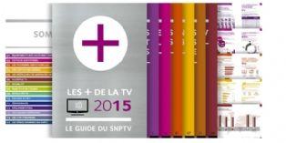 """Le Guide des """"+ de la TV"""" 2015 est sorti"""