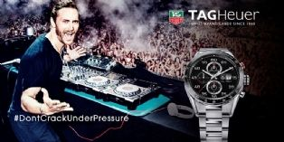 TAG Heuer s'offre David Guetta comme ambassadeur