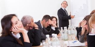 L'attention d'un cadre en réunion diminue au bout de 52 minutes