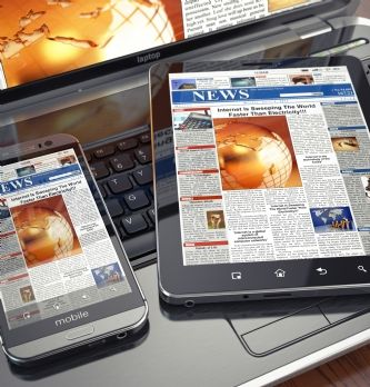 [Etude One Global] Le Web tire la croissance de la presse