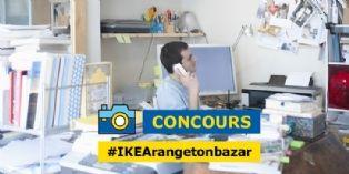 IKEA aide les internautes � ranger
