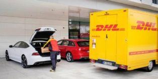 Amazon s'appr�te � tester la livraison dans le coffre des voitures de ses clients