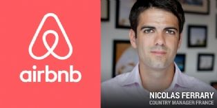 """[RV Innovation] Nicolas Ferrary, Airbnb France : """"Délivrer la meilleure expérience possible pour générer le maximum de bouche-à-oreille"""""""