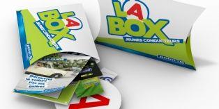 Point S lance la campagne LA BOX Jeunes Conducteurs