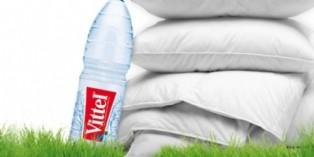Eau'DODO : la seconde vie des bouteilles Vittel