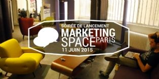 Le Marketing Space, un espace de coworking dédié aux marketeurs