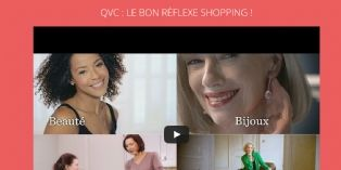 QVC, roi du shopping � distance, d�barque en France
