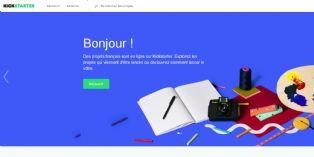 Kickstarter d�barque en France